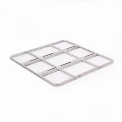 Lunchbox 6 (42x27x25(H)cm) inwendig, Nylon, bovensluiting