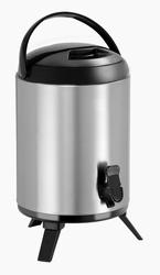 Dispenser iso con sistema rubinetto 9 litri (senza tubo)