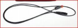 Câble d'extension lâche du sac à la prise de cigarette