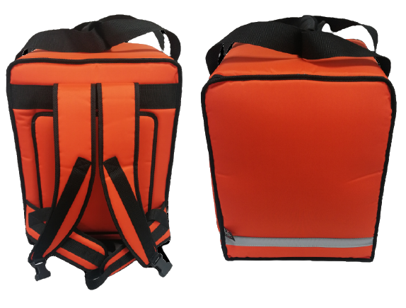 Medium Size solid insulated Backpack 33x33x45cm (H) internal