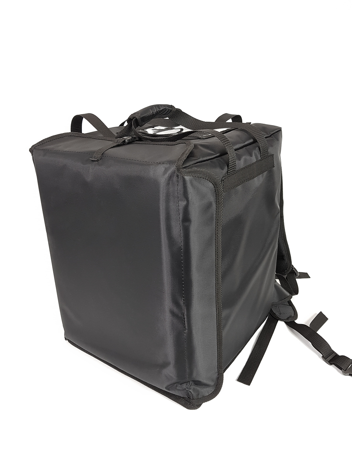 Backpack black solide, 35x35x45 (H) inside dimensions