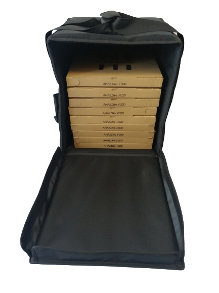 For 7-8 pizza boxes with dimensions 35x35cm, Type T8S