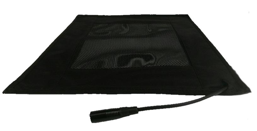 losse verwarmings-pad voor uw tassen 41x41cm
