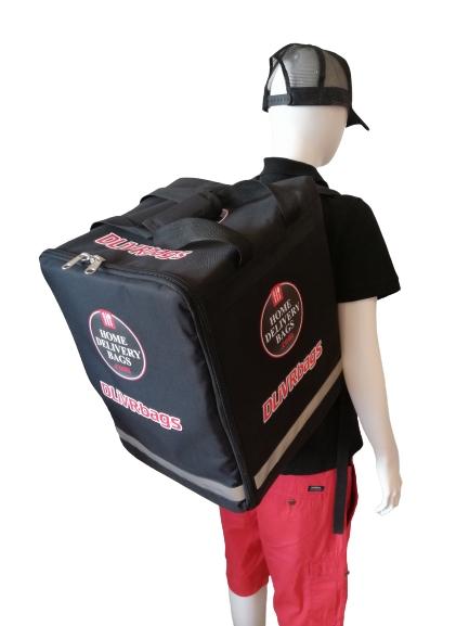 Kleinerer Rucksack solide, 30x30x40cm (H) Innengröße