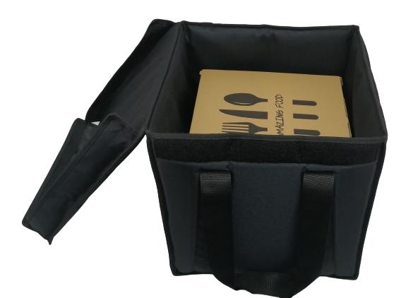 Sturdy Hamburgerbag 35x35x35cm, Magnet Closing