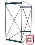 Inwendig verstevigings frame los 60x60x21cm